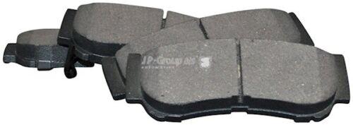 Bremsbelagsatz Scheibenbremse JP GROUP 3563700710 für HYUNDAI SANTA FÉ hinten 2