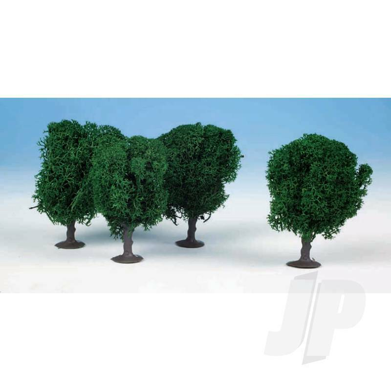 Heki Scenics  Trees - Model Scenery Railway, Wargames Wargames Railway, c343ad