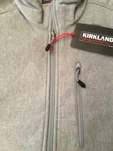 Various Colours Mens Softshell Kirkland Signature Windproof Waterproof Jacket