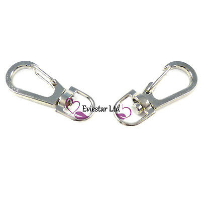 Jewelry Findings RAB 38mm Lobster Clasps Swivel Trigger Clips Snap Hooks