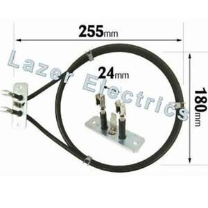 Fan Oven Element for Prima Fan Oven 3 Turn LPR827 LPR828//1 spare LPR827//1
