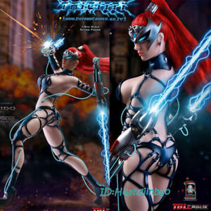 Phicen-TBLeague-PL2018-88-1-6-Goddess-of-Lightning-TRICITY-Action-Figure-In-Box