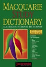 Macquarie Study Dictionary by Alison Moore, Macquarie (Paperback, 1998)