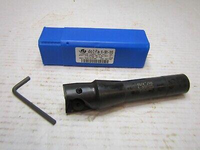 "TMX 6-902-163 8/"" Square Shoulder Face Mill 90° Positive Rake 2-1//2/"" Arbor RH Cut"