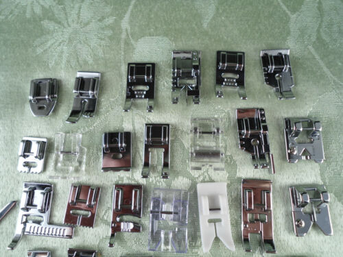 Quality 32 Plus Presser-Foot Set for SEARS KENMORE 158 385 Series 10 1040 12 150