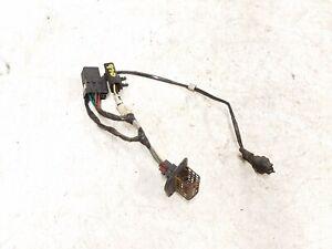 Jeep Wrangler TJ Heater Box Wiring Harness Fan Relay Resistor 97-98 AC  nonAC 97d | eBay | 1998 Jeep Wrangler Heater Wiring |  | eBay