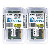 2gb Kit 2x 1GB Apple Macbook Pro iMac Mac Mini PC2-5300 667Mhz Sodimm Memory Ram