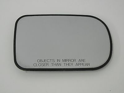 Jaguar X-Type 2002-2008 right door passenger side view heated mirror glass RH