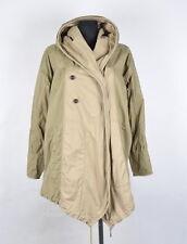 Levis Hooded Women Parka Jacket Size S, Genuine