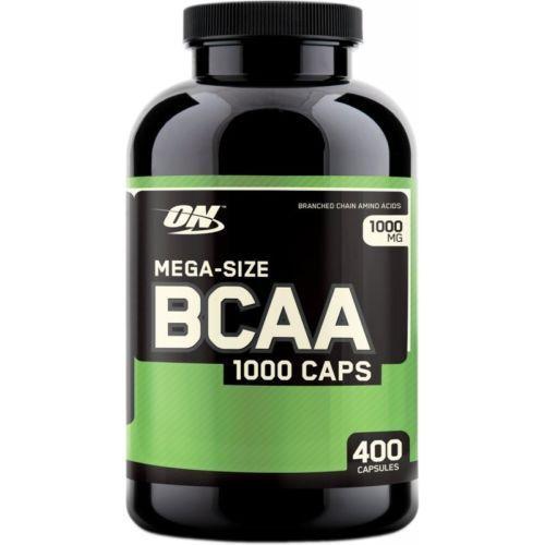 Optimum Nutrition BCAA 1000-400 Gorras Comprimidos Pastillas - EN Amino Acidez