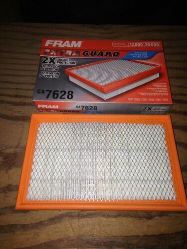 Fram CA7628 Air Filter fits FA1121 PA4076 AF7857 VA4831 AF148 A24831 46095 6095