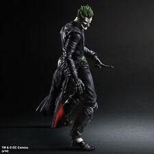 DC The Dark Knight Rises Play Arts Kai Batman Arkham Origins Joker Statue Figure