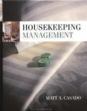Housekeeping Management by Casado, Matt A.