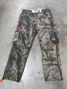 New She Outdoor Ladies C4 Silver Camo Pants Womens Xxl 2xl