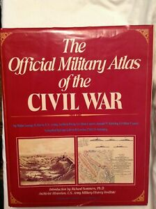 The-Official-Military-Atlas-Of-The-Civil-War-Vintage-1983-Edition