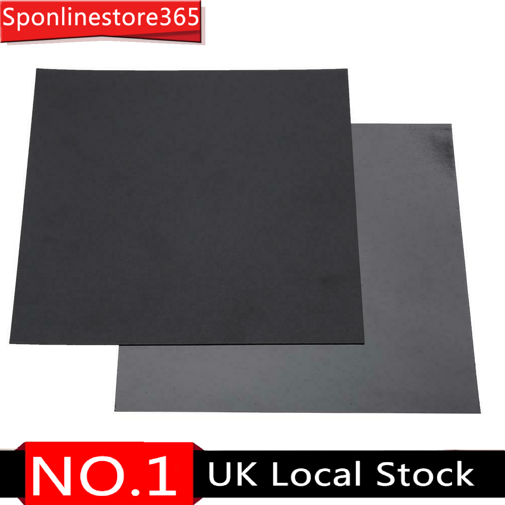Reuseable 3D Printer Magnetic Heat Bed Sticker 220mm Print hot Plate Tape
