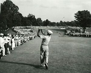 Ben-Hogan-039-s-Famous-1-Iron-1950-US-Open-Merion-Golf-Club-8-x-10-Photo