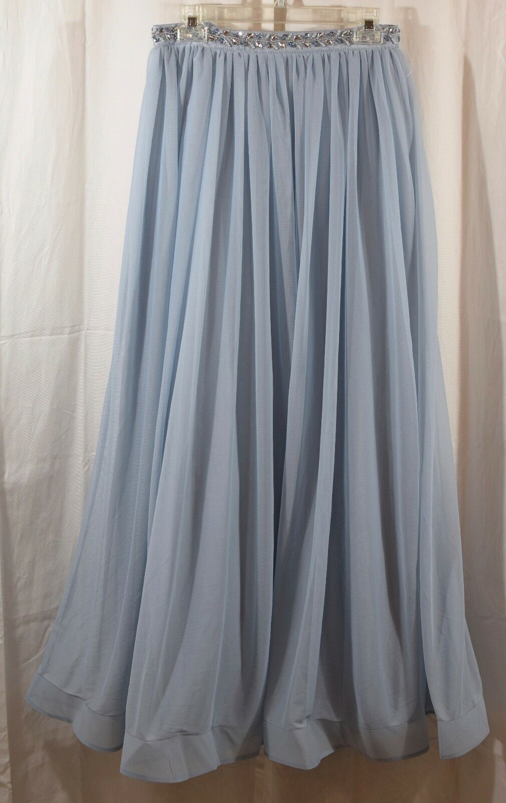 Sequin Hearts Fairy bluee Two-Piece Long Prom Dress Skirt Only Size 5