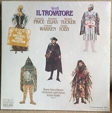 Verdi  Il Trovatore  Basile  RCA AGL3-4146 SEALED LP Box