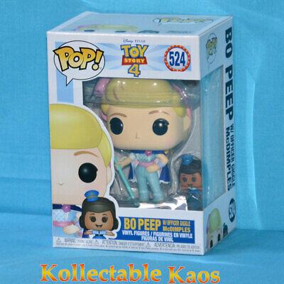 Vinyl Toy Story 4 Bo Peep /& Officer McDimples Pop