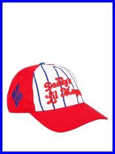 2ed748168a9d5 NEW! DC Comics Harley Quinn  Daddy s Lil Monster  Baseball Cap Hat ...