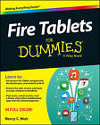 Fire Tablets For Dummies by Nancy C. Muir (Paperback, 2014)