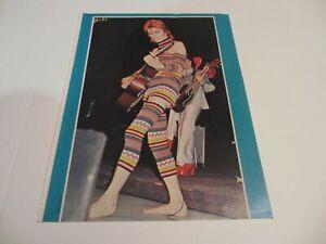 DAVID-BOWIE-original-magazine-pinup-rare-8x11