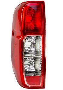 Rear-tail-light-for-Nissan-Navara-D40-lamp-pickup-2005-LH-N-S-lens-double-cab
