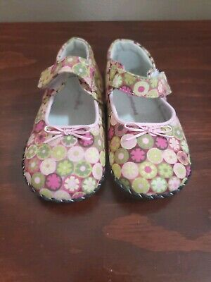 Baby Girl Pediped Shoes Orig. $39 size 18 - 24 months   eBay