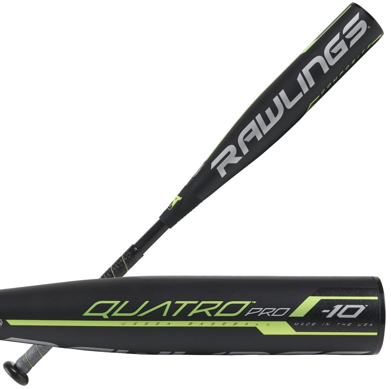 2019 Rawlings Quatro oz. Pro -10 28
