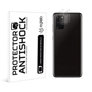 Screen Protector Antishock Camera Lens for Samsung Galaxy S20 Plus