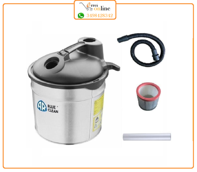 Aspiracenere Annovi & Reverberi ECO 15 (2 in 1) aspiracenere e soffiatore 800 W