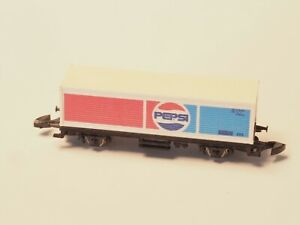 Marklin-Z-scale-034-PEPSI-034-Container-Car-VERY-LOW-PRODUCTION