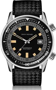 Dan-Henry-1970-Automatic-Diver-Super-Compressor-200-Meters-Watch-Limited-Edition