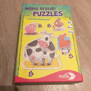 meine ersten puzzles... auf dem Bauernhof von noris - Wadern, Deutschland - meine ersten puzzles... auf dem Bauernhof von noris - Wadern, Deutschland