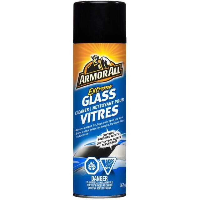 567g Extreme Aerosol Glass Cleaner