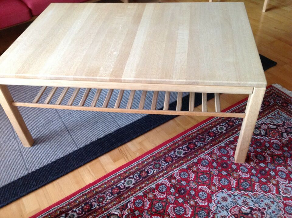 Sofabord, Haslev Møbelfabrik, egetræ