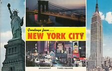 Post Card - New York City