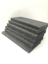 "4 Polyethylene Foam Sheet 18/"" x 18/"" x 2/"" Density 1.7 PCF"
