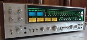LAMP-KITs-QRX-9001-amp-QRX-8001-8v-GREEN-or-COOL-BLUE-LEDs-RECEIVER-15-BULBs