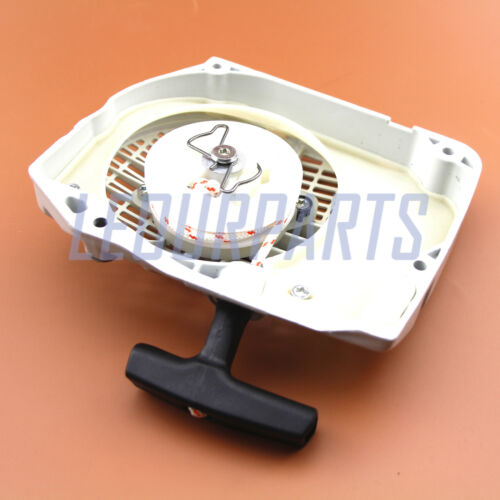 RECOIL REWIND PULL STARTER FOR STIHL MS660 MS650 066 CHAINSAW OEM 1122 080 2110
