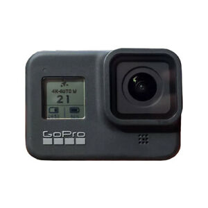 GoPro HERO8 Black 12 MP Waterproof 4K Camera Camcorder