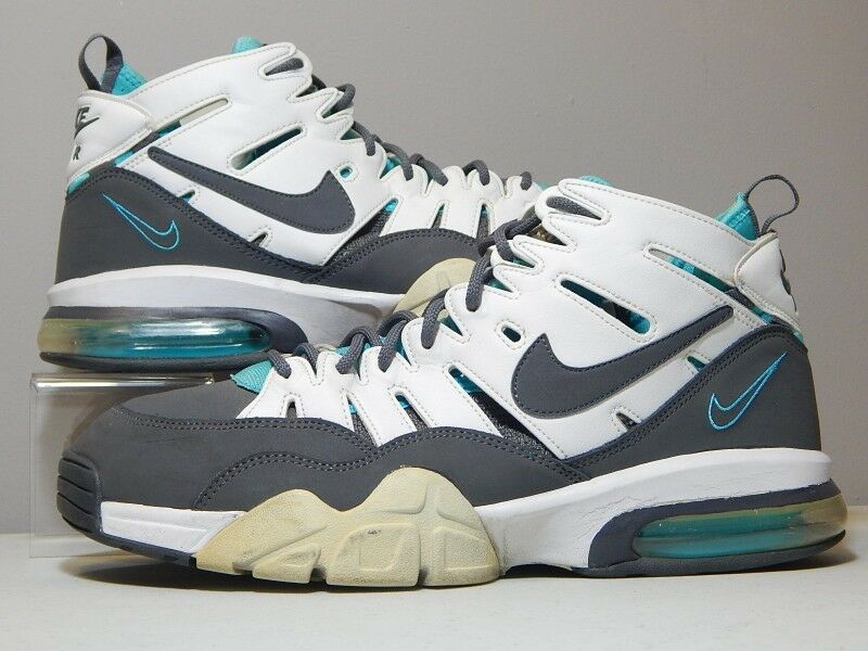 Nike Shoes - 2011 Air Trainer Max 2 '94 Chlorine - Blue Black White - Comfortable best-selling model of the brand