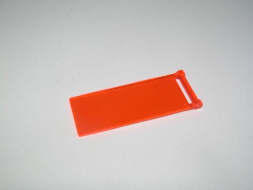 Lego ® Plaque Lisse Drapeau Clapet 7x3 Plate Flag Choose Color ref 30292