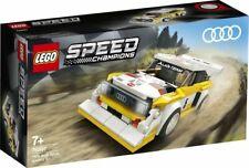 LEGO® Speed Champions 76897 1985 Audi Sport quattro S1 NEU OVP