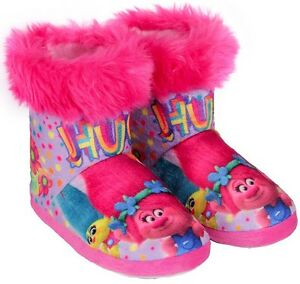 Zapatillas-TROLLS-Pantuflas-Chaussons-Slippers-Pantoufles-Pantofole-Hausschuhe