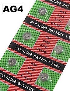10x 377 lr66 lr626 ag4 knopfzellen uhren batterie batterien alkaline b3. Black Bedroom Furniture Sets. Home Design Ideas
