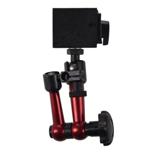 Magnetic Gauge Stand Base Holder Digital Level Dial Test Indicator J8I9