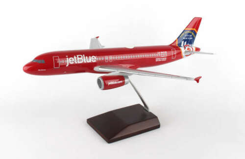 Executive Series Models JetBlue A320 Blue Bravest FDNY Model Kit 1100 Scale New