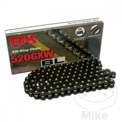 BLRK520GXW//112 RK GXW 520 x 112 Black XW-Ring Drive Chain